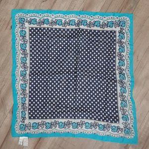 Vintage Emilio Pucci polka dot Handkerchief